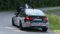 2014 BMW M3 spy photo 11.7.2013