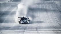Jon Olsson drifting on snow in Sweden with his Rebellion R2K [video]