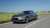 2014 Maserati Ghibli