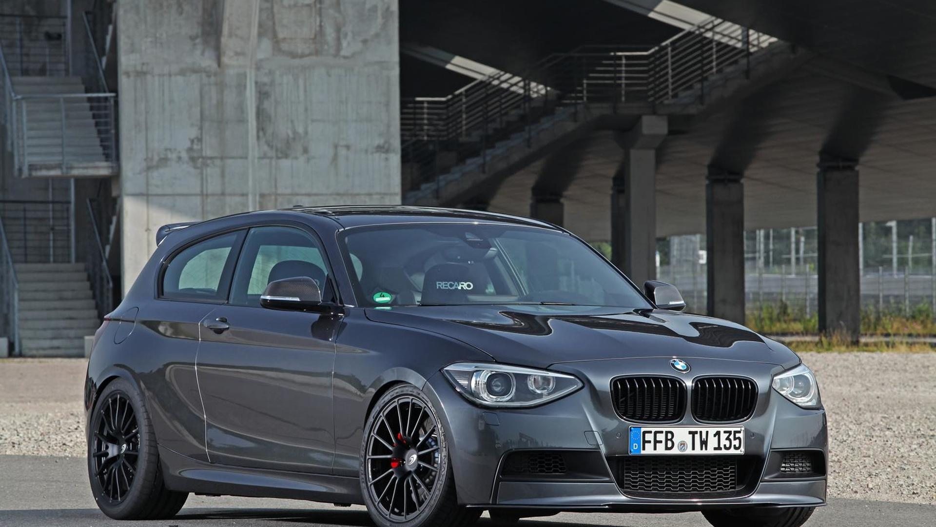 bmw m135i modified by tuningwerk. Black Bedroom Furniture Sets. Home Design Ideas