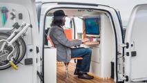 Nissan e-NV200 Workspace concept