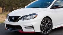 2017 Nissan Sentra Nismo