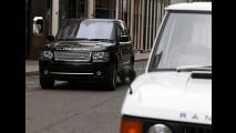 Range Rover: versões de luxo Autobiography completam 21 anos