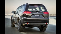 Mitsubishi Pajero estreia série especial HPE-S por R$ 179.990