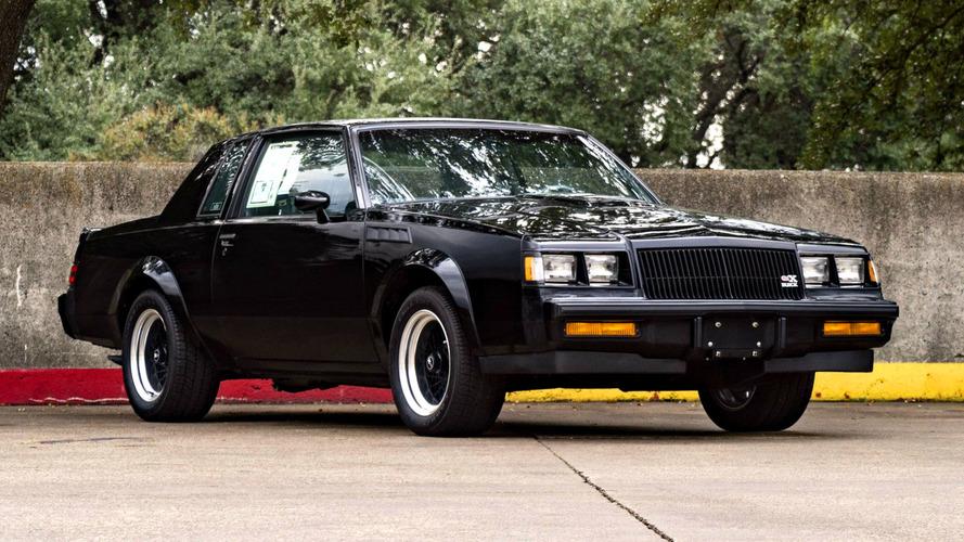 Son Buick GNX 250,000 $ eder mi?