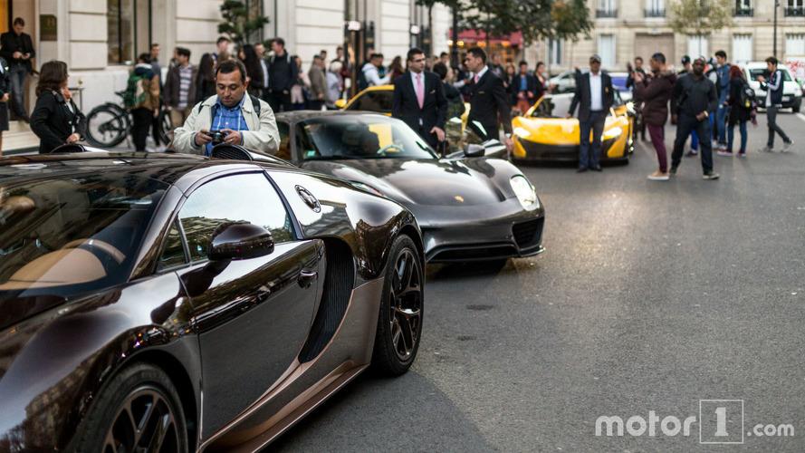 Les Français aiment les voitures !