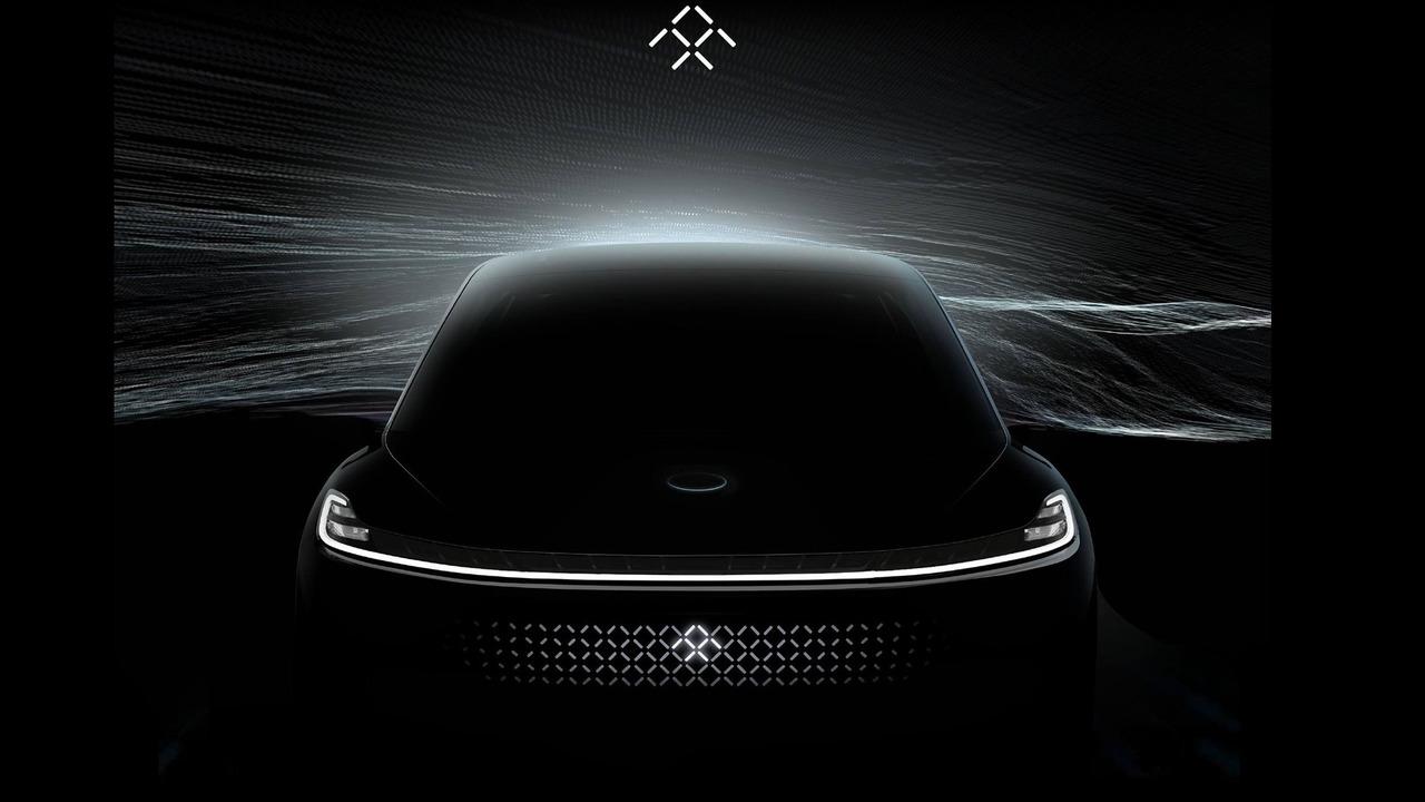 Faraday Future teaser