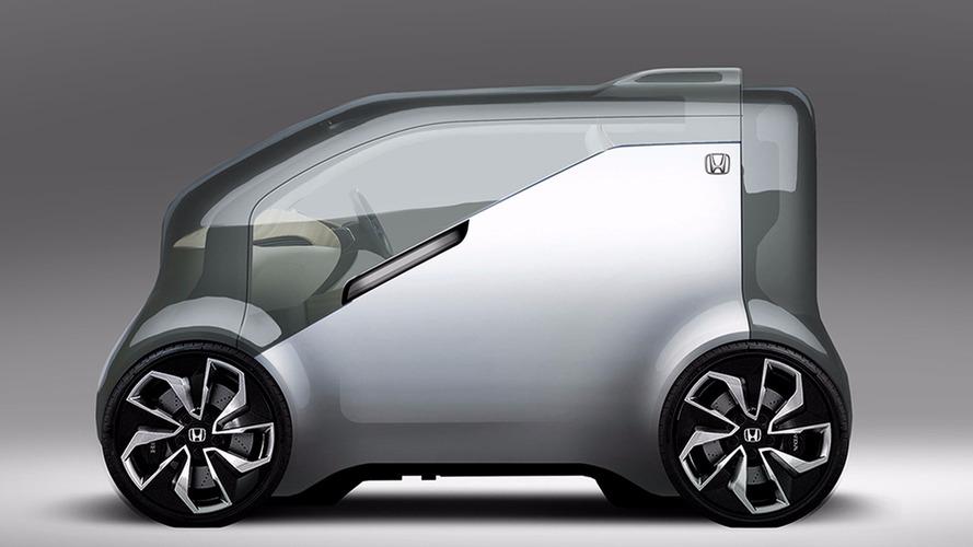 Honda NeuV Al konseptinin duyguları var