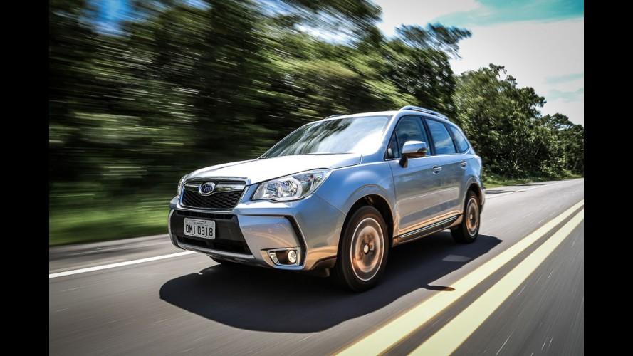 Recall: Subaru convoca Forester e WRX 2016 no Brasil por falha na turbina
