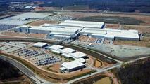 Volkswagen Chattanooga, Tennessee plant 25.05.2011