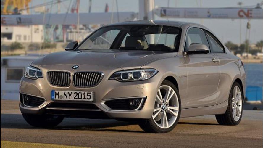 BMW: nuovi motori per Serie 2, Serie 3 Gran Turismo e Serie 4