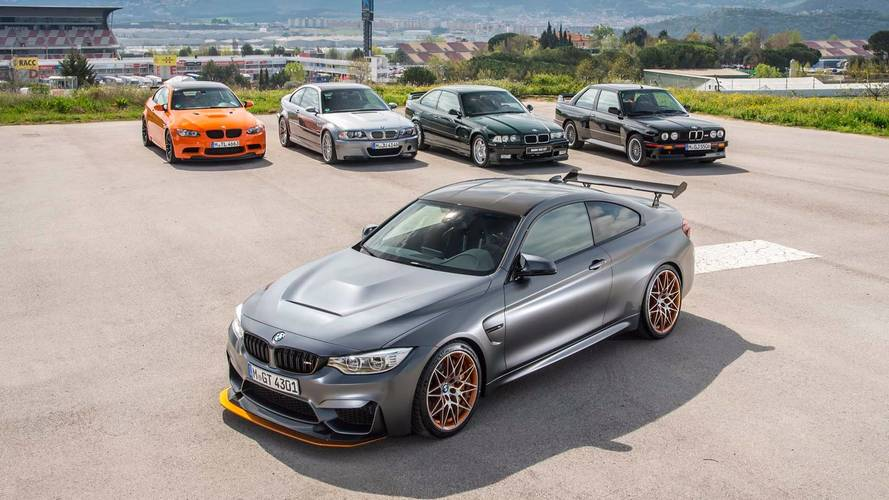 Refresh Your Memory About The BMW M3 With This Video