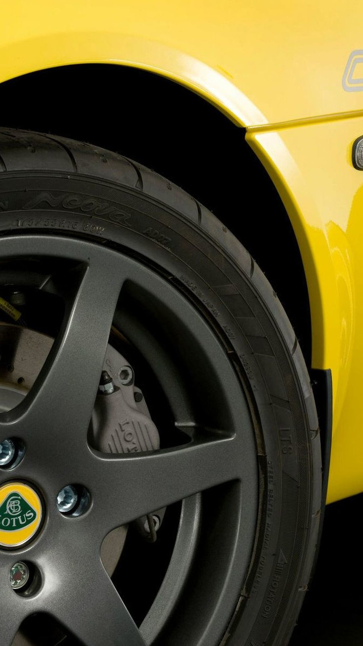 Lotus Elise Club Racer Special Edition
