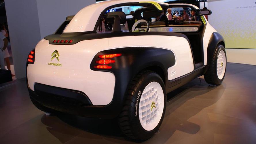 Citron Lacoste Concept Unveiled New Video Motor1 Photos