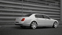 Bentley Flying Spur Pearl White Edition by Project Kahn
