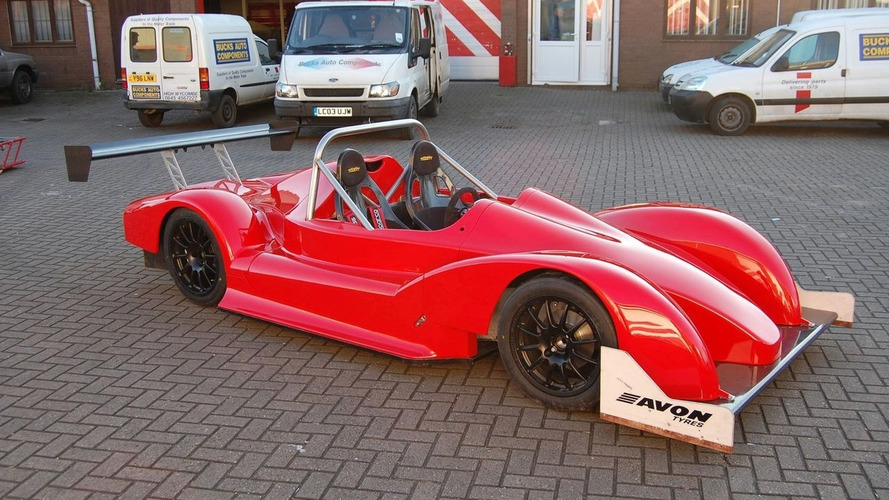 Fireblade-engined Reynard Inverter announced for street use