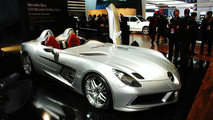Mercedes McLaren SLR Stirling Moss at 2009 NAIAS