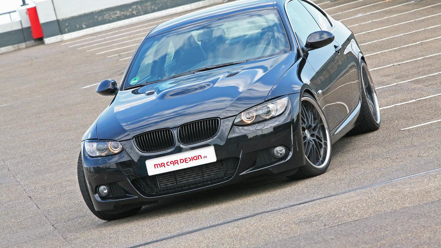 BMW 335i Black Scorpion by MR Car Design