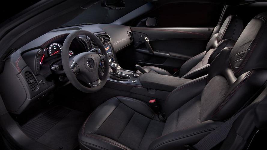 2012 Chevrolet Corvette - official details released [video]