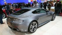 Aston Martin V12 Vantage at Geneva