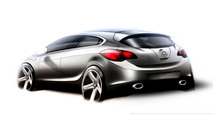 Opel GTC Paris Concept announced for debut