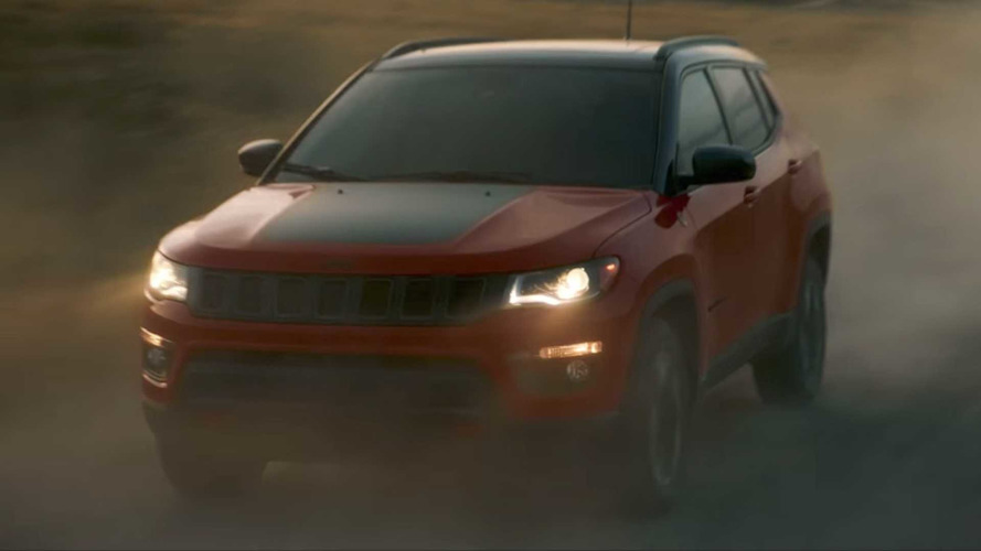 New Jeep Compass Ad Recommends 'Recalculating' Your Plans