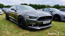 Ford Mustang GT at 2017 Goodwood Festival of Speed