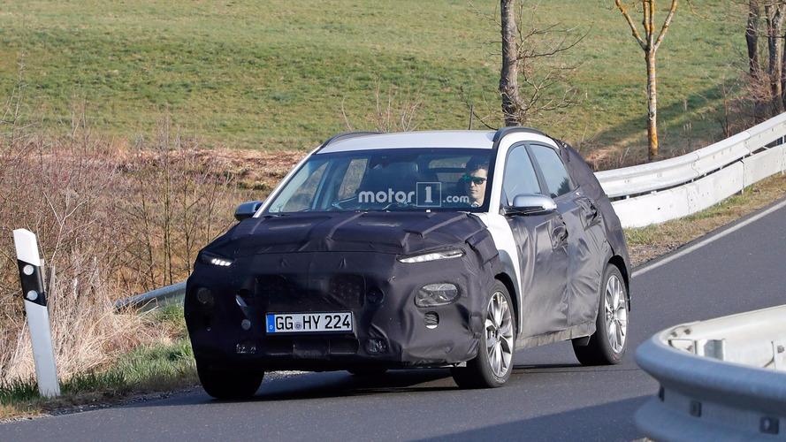 El Hyundai Kona 2017 ya rueda hacia su estreno