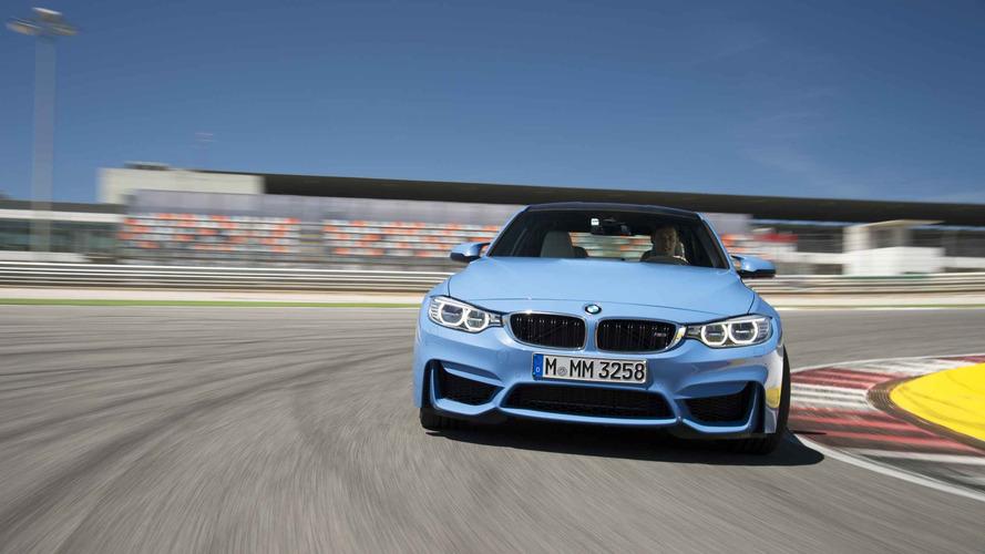 Clap de fin pour la BMW M3 F80 !