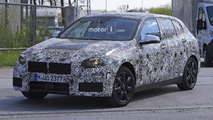 2019 BMW 1 Series spy photos