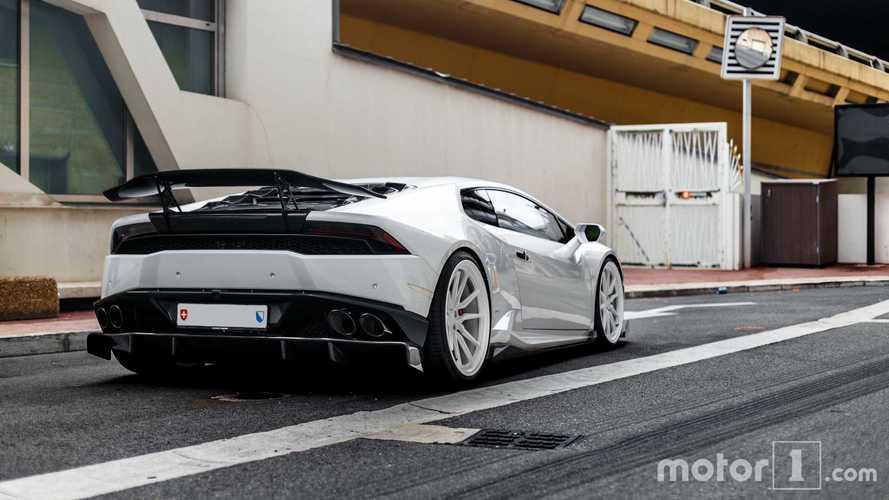 KVC - Lamborghini Huracan DMC à Monaco