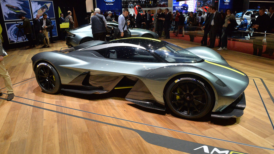 5 things you need to know about the Aston Martin Valkyrie