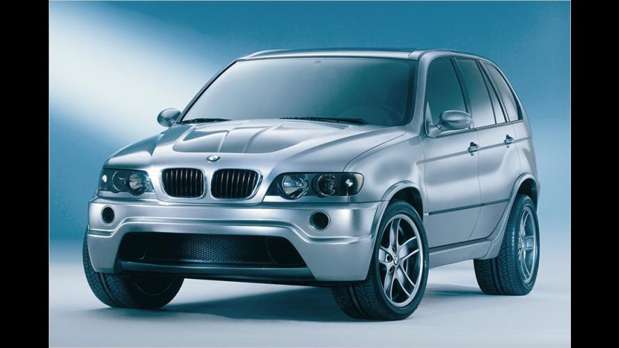 Irre Ideen: Der BMW X5 Le Mans