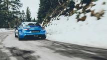 2018 Alpine A110 üretim modeli