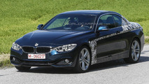 2014 BMW 4-Series Convertible spy photo 11.6.2013