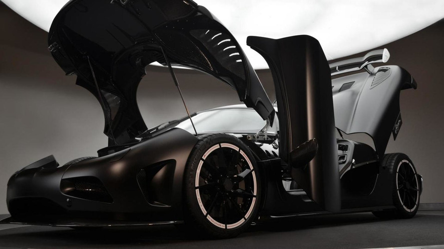 One-off 2011 Koenigsegg Agera X costs 888,888 EUR