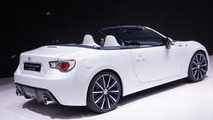Toyota FT-86 Open concept live in Geneva