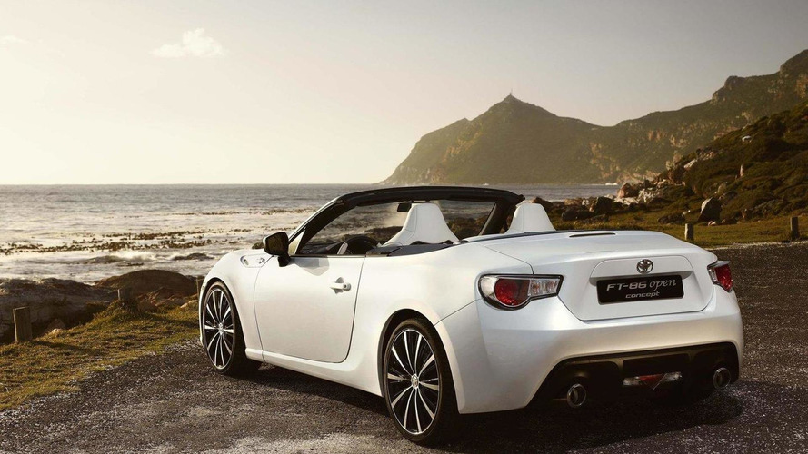Toyota GT 86 Convertible not axed after all - report