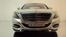 2014 Mercedes-Benz S-Class scale model