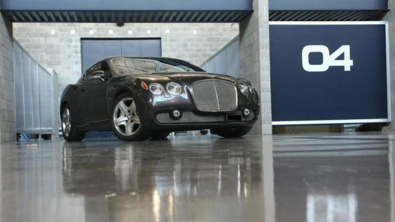 Bentley Continental GTZ by Zagato 05.06.2013