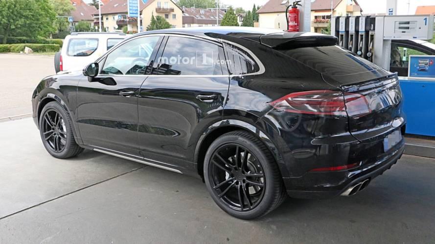 2020 porsche cayenne coupe spied inside and out rh w3livenews com
