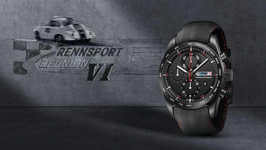 Porsche Design Cronógrafo Rennsport Reunion VI edición limitada