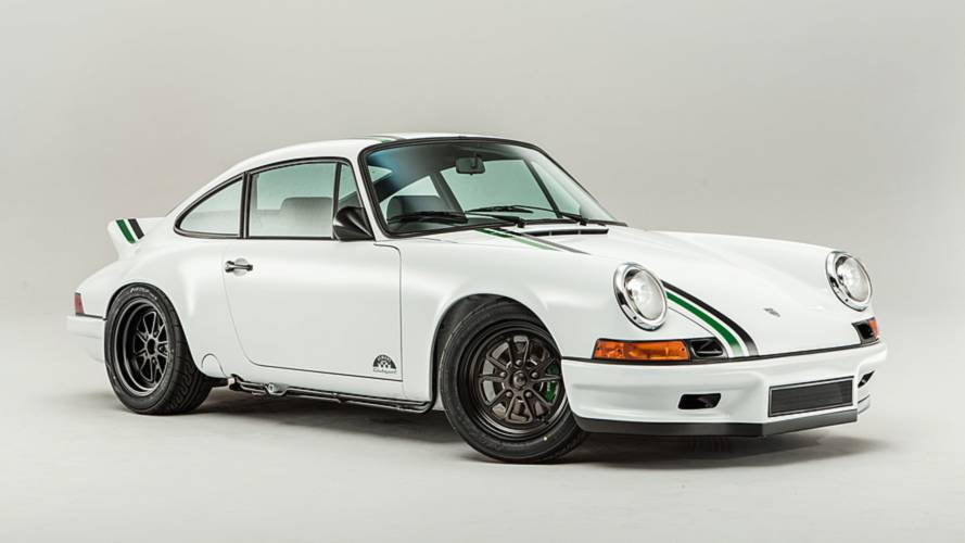 Paul Stephens reveals £250,000 Le Mans-inspired 911 Clubsport