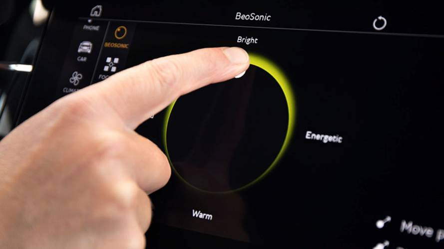 Bentley - B&O BeoSonic