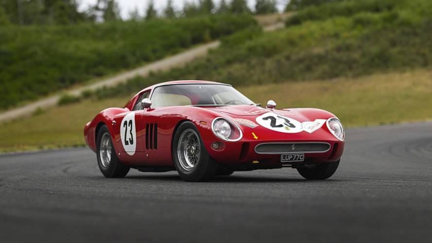 45 millió dollárt is érhet az egykori F1-világbajnok által hajtott modell