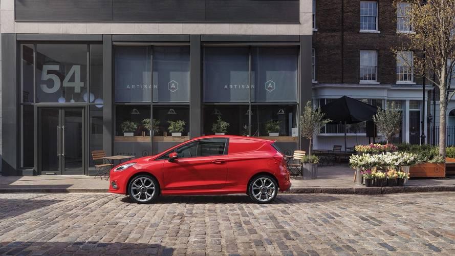 Ford fait de sa Fiesta un petit utilitaire