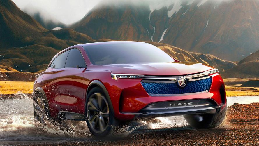 Buick lève le voile sur l'Enspire, son SUV électrique