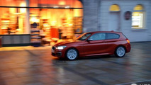 BMW M135i facelift spotteed in Germany