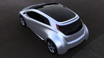 Toruk and Ugur Sahin Design EV proposal