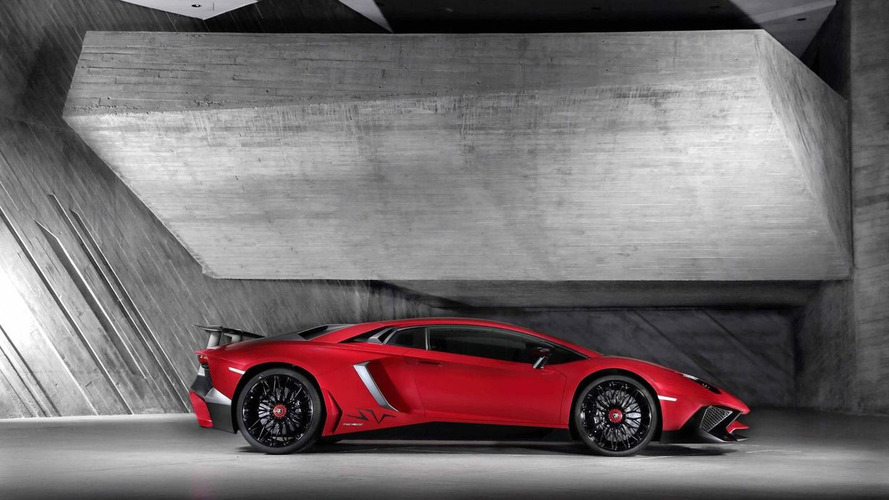 Lamborghini Aventador SV sold out just three months after reveal